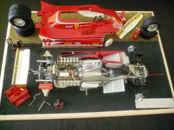 Tamiya Ferrari 312T4 w/Photo-Etched Parts 1/12 scale