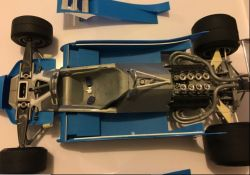 Ligier JS11 / Tamiya Ford Engine modified
