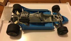Ligier JS11 / Tamiya Ford Engine modified Page 2