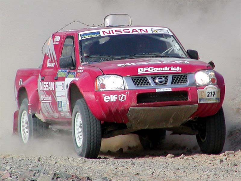 Rally Dakar 2003 photos Part III