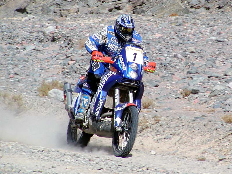 Rally Dakar 2003 photos Part I
