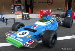 Matra MS120, Monaco 1970, MFH, 1/20th