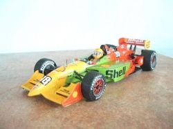 10 COLORFUL REVELL-MONOGRAM CART INDY CARS