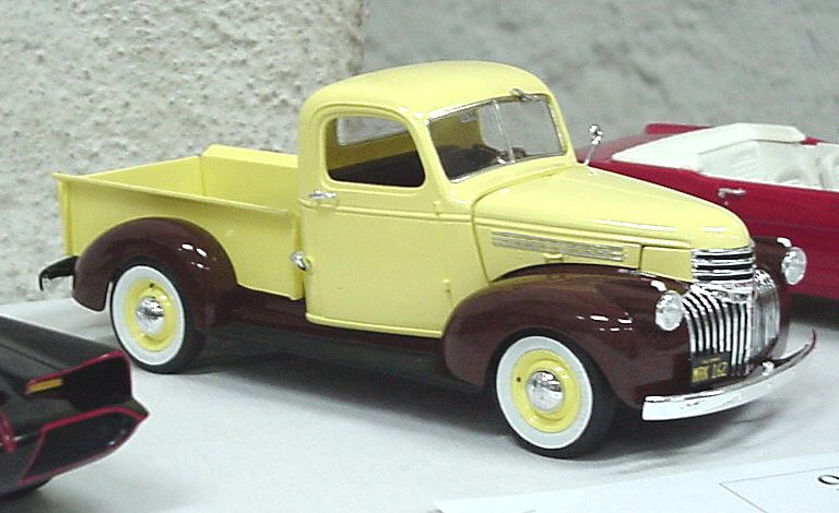 Pick Up Chevy 41