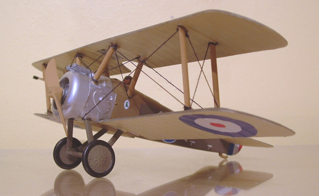Revell Sopwith Camel, 1/48 scale