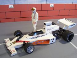 Yardley McLaren M23 Denny Hulme Swedish GP-73