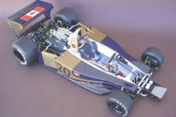 Tamiya Wolf Wr1 Ford 1/12th