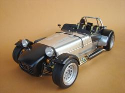 My latest Tamiya Caterham