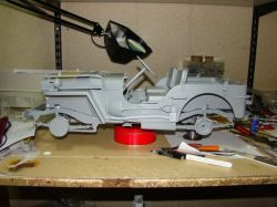 Dragon Jeep Willys 1/6