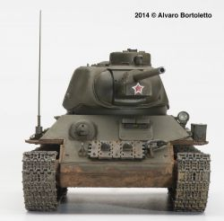 "T-34/76 Mod. 1943 - ""Formochka"" with Commander's cupola"
